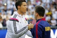 Seunsmith Networks Innovation Sport: Messi Came From 13 Behind To Catch Ronaldo