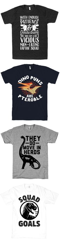 Get a laugh from dinosaur geeks and nerds with these funny terrible dinosaur puns. The perfect gifts for scientists who love funny dinosaur jokes, paleontology, prehistoric animals, bad jokes, dad jokes, and funny nerd jokes!