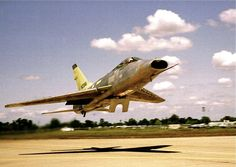 F100 Super Sabre. Yeah that's really low.