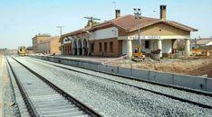 Estación de María de Huerva, Zaragoza