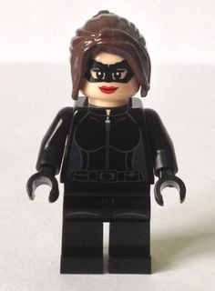 Catwoman (Anne Hathaway DKR) Custom LEGO Minifig by Christo