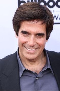 The World's Highest Paid Celebrities: David Copperfield
