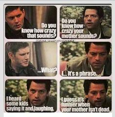 Oh, Castiel