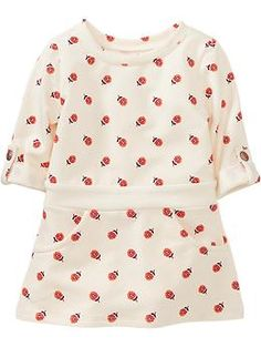 Printed Tunics for Baby   Old Navy