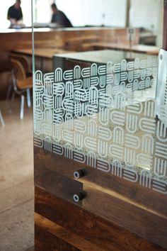 Unforked restaurant branding by Design Ranch branding