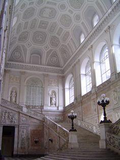 Palazzo Reale di Napoli, Naples, Italy, province if Naples Campania