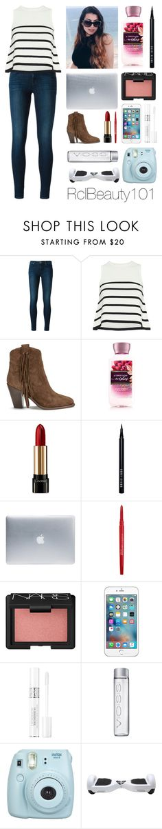 """""""Inspired by: Rclbeauty101 (YouTube)"""" by stardust-sweetheart ❤ liked on Polyvore featuring J Brand, Cardigan, Ash, Lancôme, Bobbi Brown Cosmetics, Incase, Smashbox, NARS Cosmetics and Christian Dior"""
