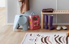 Der Vitra Eames Elephant: ein Must-have für Design Liebhaber! Charles Eames, Modern, Elephant, Kids Rugs, Design, Home Decor, Seating Areas, Trendy Tree, Decoration Home