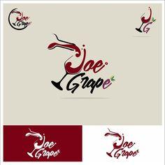 Joe Grape Logo Design | Logo design contest