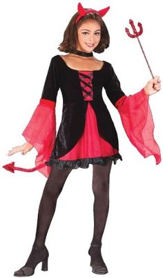 Sweetie Devil Child Costume (Large) - http://www.halloween.quick-reviews.com/6224/sweetie-devil-child-costume-large.html