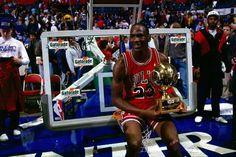 Michael Jordan - Andrew D. Bernstein/NBAE/Getty Images