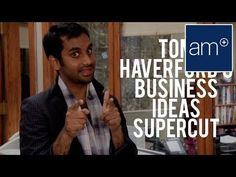 Tom Haverford's Ridiculous Business Ideas Supercut - YouTube