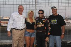 Red River Valley Speedway - Saturday night races, World of Outlaws & Tony Stewart Night!