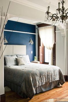 Our Designers' Favorite Bold Paint Colors // SummerHouse via Rue