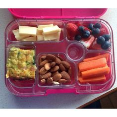 An adult lunch in a #yumbox.