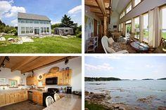 218 Best Coastal Maine Cottages images | Maine cottage, Cottage rental,  Vacation