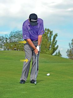 10 Ways To Improve Your Short Game   Instruction   Golf Digest Golf Tiger Woods, Woods Golf, Short Game Golf, Wrestling Quotes, Golf Basics, Golf Chipping Tips, Golf Quotes, Golf Humor, European Football