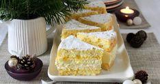 Anyósomtól még november közepén a szülinapomra mézes-grízes süteményt kaptam saját maga készítette tányéralátétekkel és... Vanilla Cake, Favorite Recipes, Advent, November, Food, Vanilla Sponge Cake, Meal, Essen, Hoods