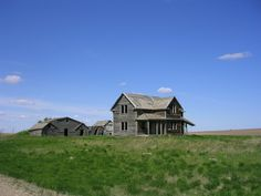 near Golden Prairie Country Girls, Cabin, House Styles, Home Decor, Decoration Home, Room Decor, Cabins, Cottage, Interior Design