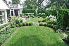 10 Profound Simple Ideas: Small Backyard Garden Back Yards garden landscaping inspiration.Curved Patio Garden Ideas small backyard garden back yards. Landscape Plans, Landscape Designs, Front Yard Landscaping, Backyard Landscaping, Landscaping Ideas, Luxury Landscaping, Landscaping Software, Backyard Ideas, Back Gardens