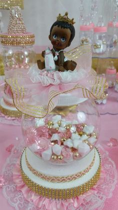Princess Baby Shower Party Ideas | Photo 2 of 7 | Catch My Party