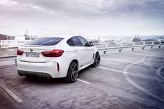 AC Schnitzer BMW X6M 650bhp 840Nm 2016