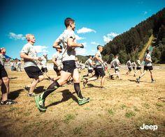 Jeep X Red Bull 400: Auf geht's!