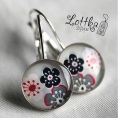 Lottka-stylique / Retro kvítečky Retro, Handmade, Jewelry, Hand Made, Jewlery, Jewels, Craft, Jewerly, Jewelery