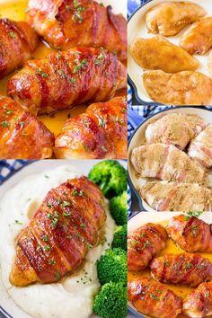 Bacon Wrapped Chicken, Diabetic Friendly, Sugar And Spice, Tandoori Chicken, Sheet Pan, Brown Sugar, Chicken Recipes, Spices, Meals
