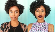 Back in 2013, we featured 4 Styles for Long or Short 4B/4C Natural Hair. The article was a big hit with our readers, so much so, that we are bringing you a 2015 edition. Natural hairstyles have b...