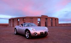 2006 Pontiac Solstice Roadster. Pontiac's most valiant latter-day attempt at a unique product was the Solstice two-seat roadster. Bu... - Provided by Car and Driver