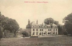 Château de Migneaux à Poissy et les Favorites royales