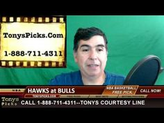 Atlanta Hawks versus Chicago Bulls Pick Prediction NBA Pro Basketball Od...