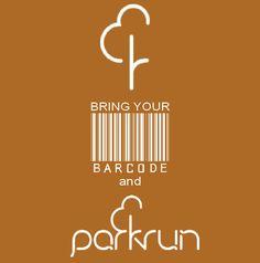parkrun - Gotta have your barcode
