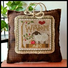 Little Sheep Virtues Wisdom by Little House of Needleworks