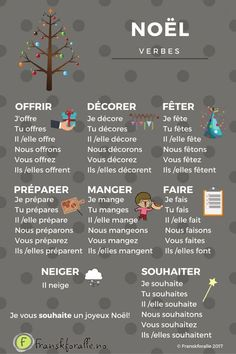 Noël #frenchlanguagelearning