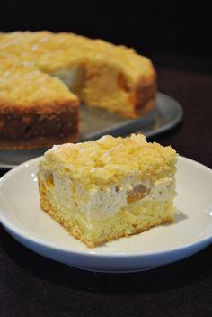 Küchenzaubereien: Quarkkuchen mit Vanille