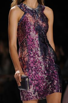 J. Mendel at New York Fashion Week Spring 2013