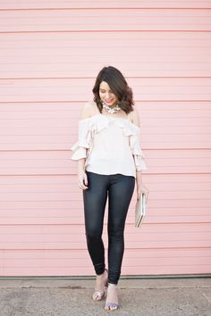 Valentines or Galentines Day OOTD ideas
