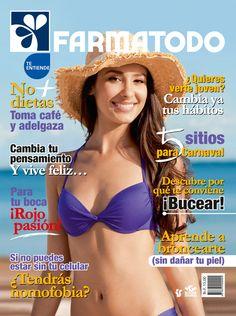 Revista Farmatodo - Febrero 2012