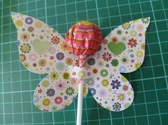 Gadget Ideas - - Cool Gadget Geek - Inspector Gadget Badge - Gadget Compleanno Bambini Matite - Gadget For Home Kids Crafts, Diy And Crafts, Candy Crafts, Paper Crafts, Fundraising Games, Butterfly Birthday Party, First Birthday Decorations, Fancy Nancy, Butterfly Crafts