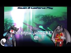 Kouen & Lasharus Play Danmaku Unlimited 2
