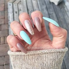 My nails! ✨✨✨ ______________________________ #nails #naglar #nailoftheday #nailinspo #inspo #acrylicnails #akrylnaglar #kungsbacka #pretty #notd #nailprodigy #followme #picoftheday #allprettynails #nailwow #nailswag #follow #like #req #indigonails #unhas #instagood  #fashion #style #trend #beauty #beautiful #nailsmagazine