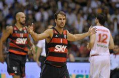 Basquete –  Flamengo x Brasília jogam dia 1º de abril na Arena Amadeu Teixeira