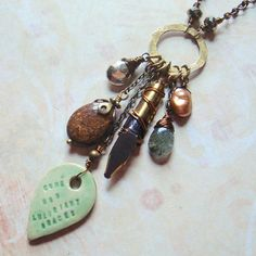 The Poet's Talisman Series  Come Now Luxuriant by SihayaDesigns, $68.00