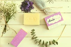 Soaps made with amazing ingredients!