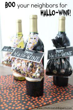 Msg 4 Boo Your Neighbors Idea Halloween ad Halloween Baskets, Halloween Favors, Halloween Goodies, Halloween Boo, Halloween 2020, Holidays Halloween, Halloween Treats, Happy Halloween, Halloween Decorations