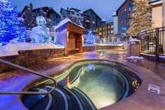 A true winter wonderland at Dulany at the Gondola in Steamboat Springs, CO