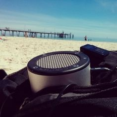 In the bag #Minirig #portable #speaker #beach #gift #Christmasgiftideas #nomorecables