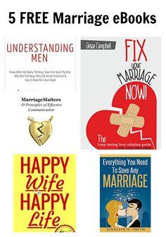 5 Free Marriage eBooks
